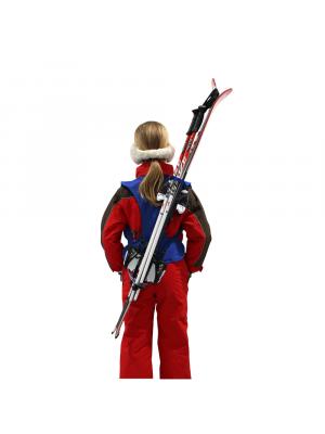 Porte- skis enfant SkiBack de Wantalis