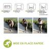 weasy - ceinture de running - wantalis