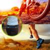 ceinture d'hydratation pour la course à pied ou le vélo