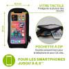 pochette smartphone pour vélo
