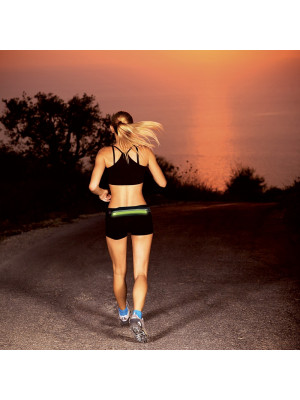 ceinture de running lumineuse - xtens light 5