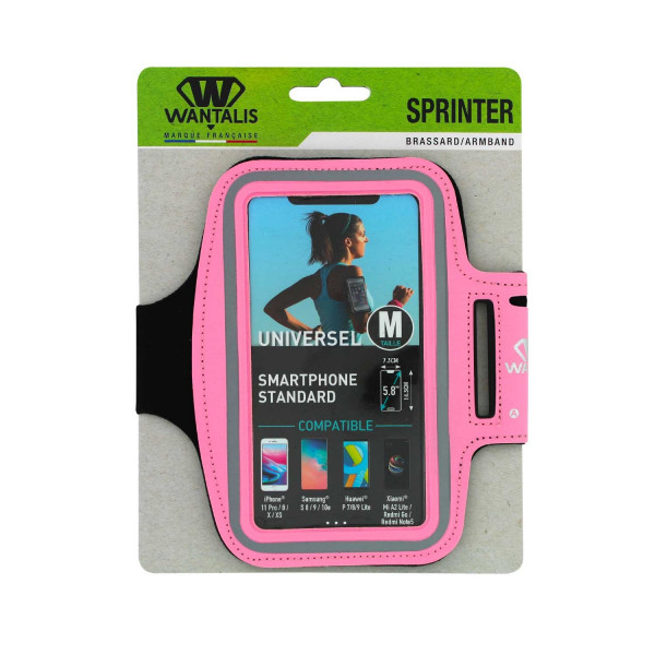 brassard de running sprinter - wantalis