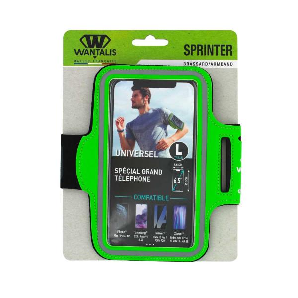 brassard running smartphone - sprinter