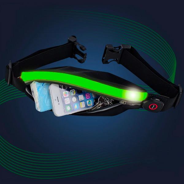 ceinture de running lumineuse - xtens light