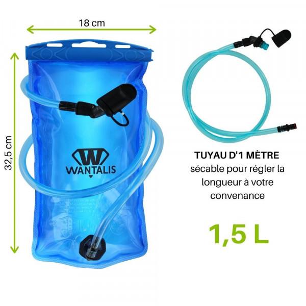 flasque d'hydratation - ecoflask 2