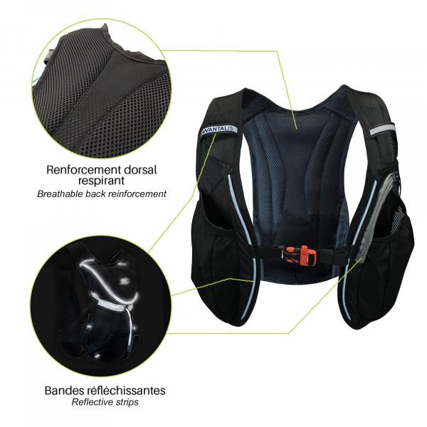 Hydrabag 1500 - renforcement dorsal