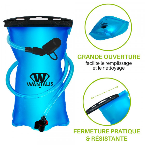 flasque à eau - premiumflask