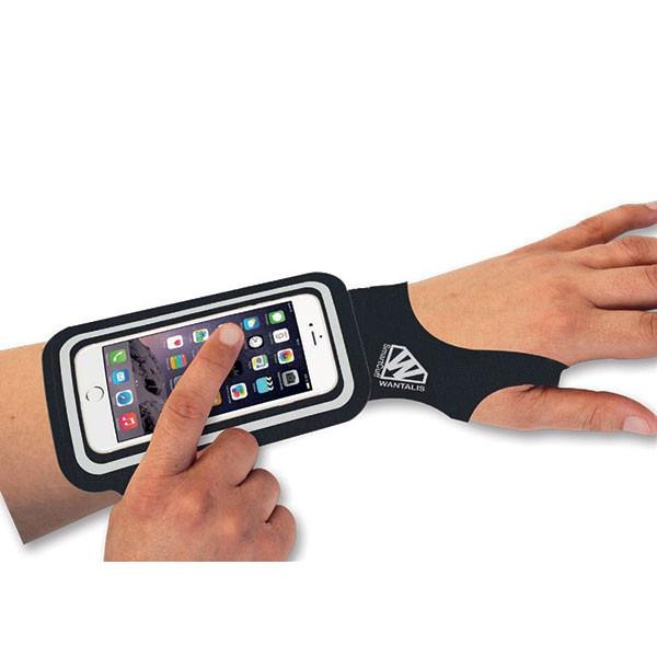 étui smartphone poignet - smartcuff 1