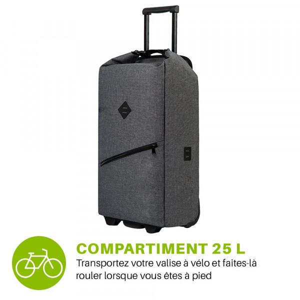 sacoche valise vélo