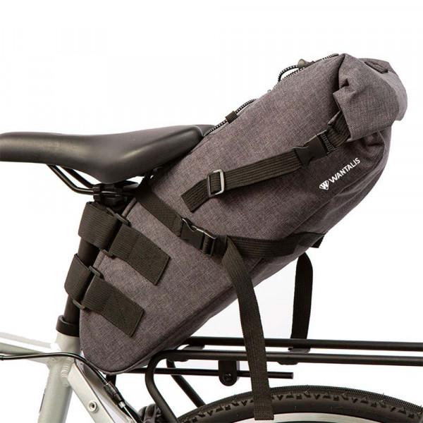 grande sacoche de selle vélo