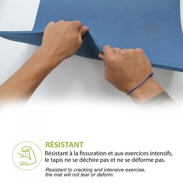 Woga yoga - résistance - wantalis