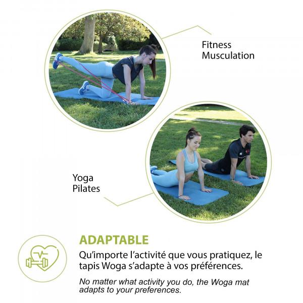 Woga yoga - activités - wantalis