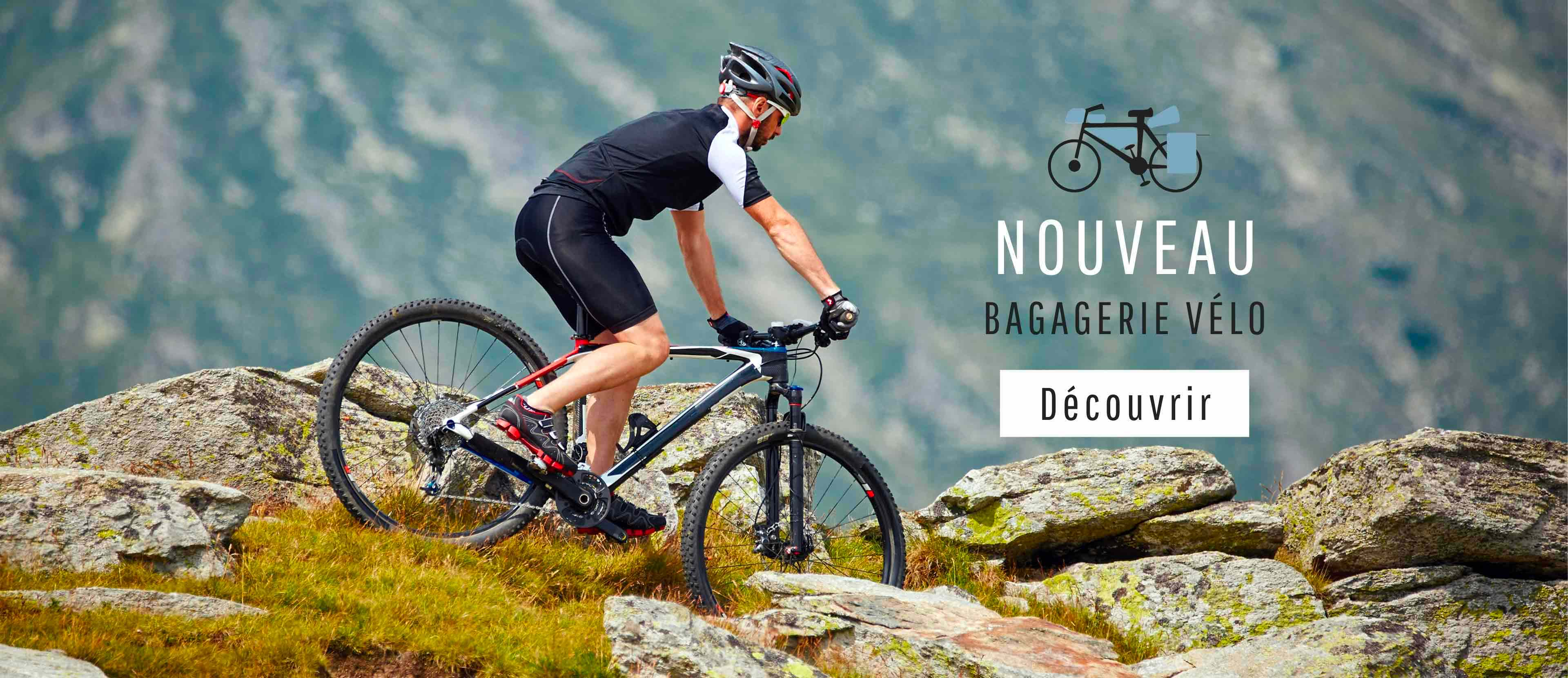 nouvelle gamme de sacoches pour vélo et vtt